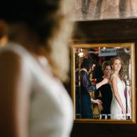 Bridal Suite with Hair and Makeup Salon Station