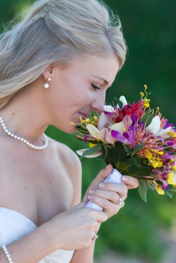 Bride and Wedding Bouquets
